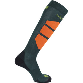 Salomon Comfort Socks Men green gables/valiant popp